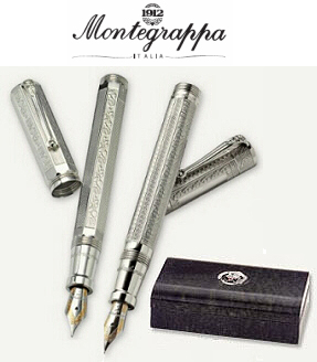 Montegrappa - The Two Roses Collection